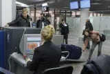 Пассажир был задержан в аэропорту из-за шутки о бомбе