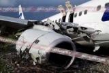 Раскрыта вероятная причина горящий самолет аварии в Сочи