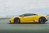 Турист арендованном Lamborghini и получил 33 штрафа за три часа